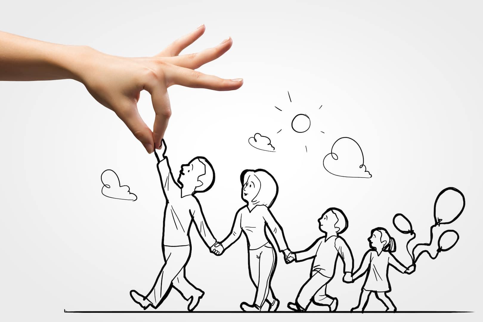 помощь психолога родителям