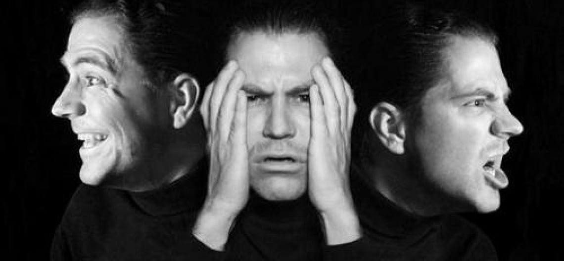 шизофрения симптомы
