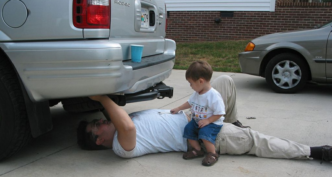 воспитание мужчины